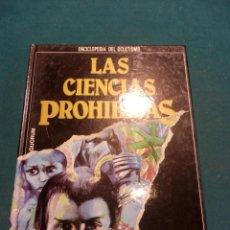 Libros de segunda mano: LAS SOMBRAS: SUEÑOS, HIPNOSIS Y SUGESTIÓN - LAS CIENCIAS PROHIBIDAS - ENCICLOPEDIA DEL OCULTISMO 10. Lote 49041465
