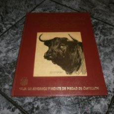 Libros de segunda mano: MIS MEMORIAS TAURINAS CASTELLONENSES 1952-1976,CASTELL ALONSO. Lote 49050767