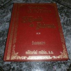Libros de segunda mano: EL ALCALDE DE ZALAMEA,EDITORIAL ROLLAN. Lote 49050989