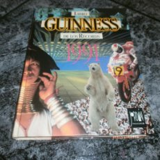 Libros de segunda mano: LIBRO GUINNESS DE LOS RECORDS 1991. Lote 49051304