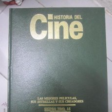 Libros de segunda mano: HISTORIA DEL CINE HISTORIA 16 2 TOMOS . Lote 49087457