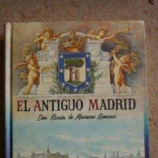 Gebrauchte Bücher - El Antiguo Madrid. Paseos histórico-anecdóticos por las calles y casas de esta Villa. Mesonero Roman - 49114243