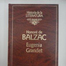 Libros de segunda mano: HONORÉ DE BALZAC. EUGENIA GRANDET.. Lote 49129121