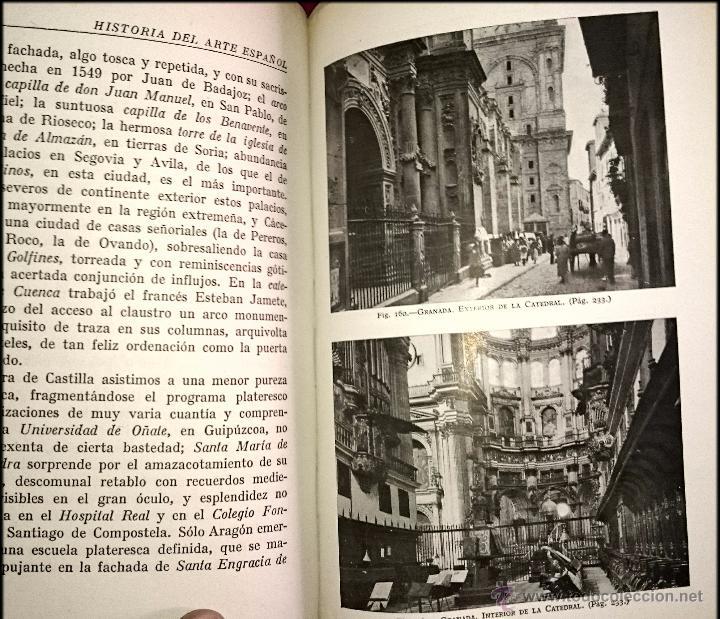 Libros de segunda mano: HISTORIA DEL ARTE ESPAÑOL - LA HISTORIA PARA TODOS - Foto 6 - 49150942