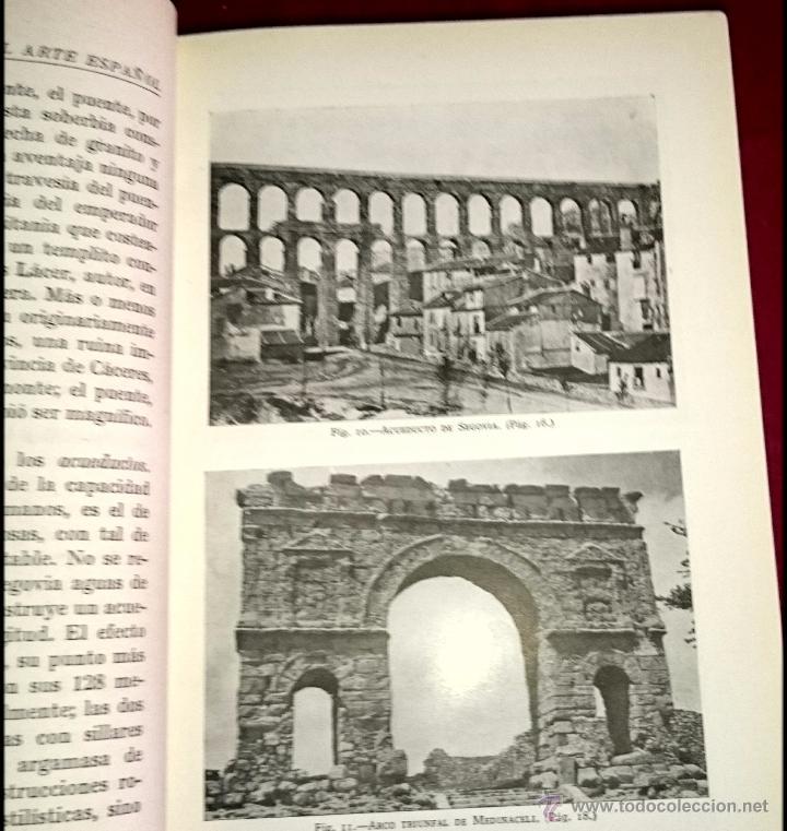Libros de segunda mano: HISTORIA DEL ARTE ESPAÑOL - LA HISTORIA PARA TODOS - Foto 7 - 49150942