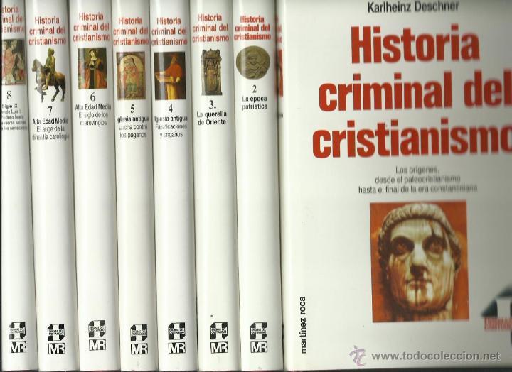 Karlheinz Deschner Historia Criminal Del Cris Sold Through