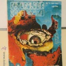 Libros de segunda mano: FUTUROLOGIA 2000 TODO SOBRE EL MAS ALLA Nº 1 - EDIPRESS. Lote 49174963