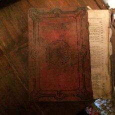 Libros de segunda mano: LIBRO HISTORIA DE ANTONIO GIL BLAS DE SANTILLANA DEL AÑO 1882. Lote 49201050