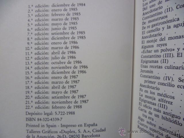 Libros de segunda mano: Historias de la historia - Fisas, Carlos - Foto 2 - 49203599