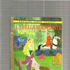 Libros de segunda mano: BELLA DURMIENTE LIBRO DORADO. Lote 49208274