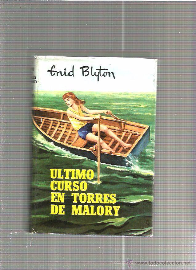 ENID BLYTON ULTIMO AÑO (Libros de Segunda Mano - Literatura Infantil y Juvenil - Otros)