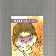 Libros de segunda mano: ALICIA FRANJA MORADA 10. Lote 49208360