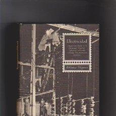 Libros de segunda mano: ELECTRICIDAD - J. MARTÍN ROMERO - EDITORIAL RAMÓN SOPENA 1966 / ILUSTRADO. Lote 49213071