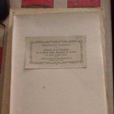 Libros de segunda mano: RELACION DE LAS EXEQUIAS DE LA REINA DOÑA MARGARITA DE AUSTRIA POR JUAN GOMEZ TONEL (FACSIMIL). Lote 49264711