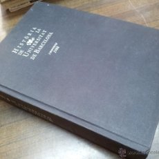Libros de segunda mano: HISTORIA DE LA UNIVERSITAT DE BARCELONA. I SIMPOSIUM 1988. BCN : AB, 1990. 25X18CM. 743 P. TAPA DURA. Lote 49272678
