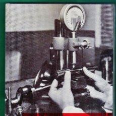 Libros de segunda mano: CONTROL ESTADISTICO DE CALIDAD - MODESTO ORTUÑO - ED. CEAC - TAPA DURA - AÑO 1966. Lote 49276720