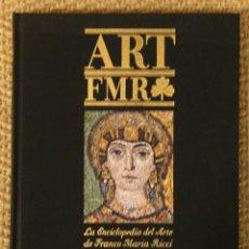 Gebrauchte Bücher - ART FMR: LA ENCICLOPEDIA DEL ARTE DE FRANCO MARIA RICCI, (17 TOMOS , VOLUMENES) - 49324793