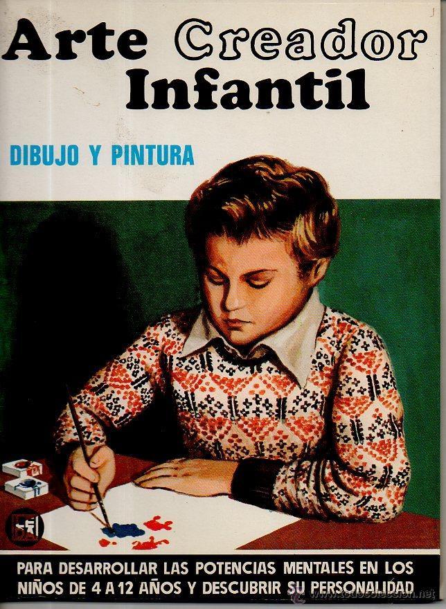 ARTE CREADOR INFANTIL. DIBUJO Y PINTURA. N. BUTZ. L.E.D.A. LAS EDICIONES DE ARTE, 1983 (Libros de Segunda Mano - Ciencias, Manuales y Oficios - Otros)