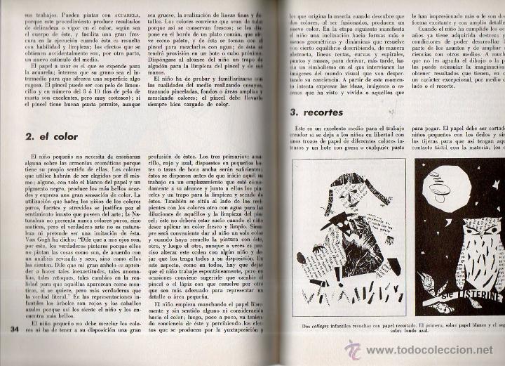 Libros de segunda mano: Arte Creador Infantil. Dibujo y pintura. N. Butz. L.e.d.a. las ediciones de arte, 1983 - Foto 3 - 49382714