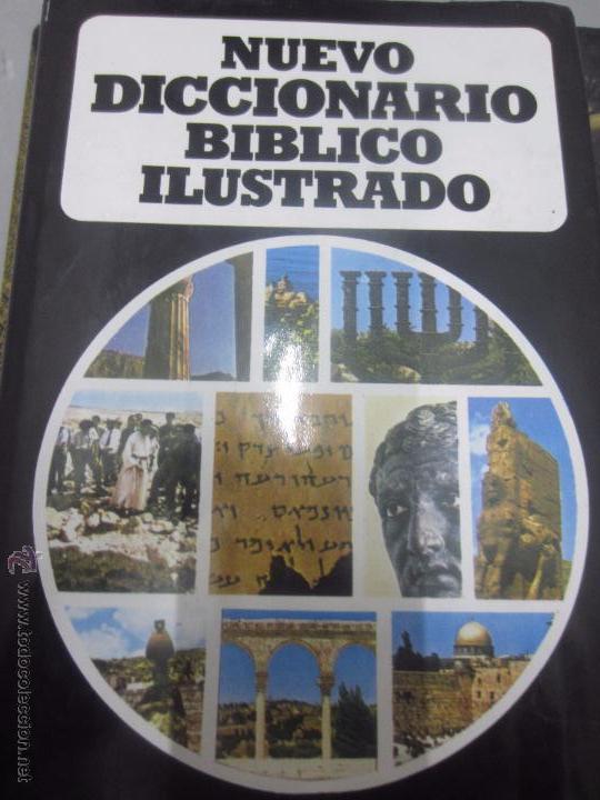 diccionario biblico ilustrado vila escuain pdf