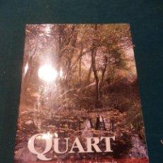 Livros em segunda mão: QUART - NATURA, HISTÒRIA I ARTESANIA - AJUNTAMENT DE QUART, GIRONA - LIBRO EN CATALÀ (PRECINTADO). Lote 49394976