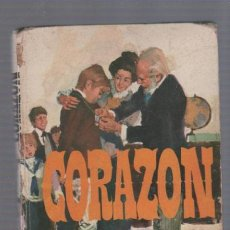 Libros de segunda mano: CORAZON POR EDMUNDO DE AMICIS. EDITORIAL MOLINO. 1956.. Lote 49425824
