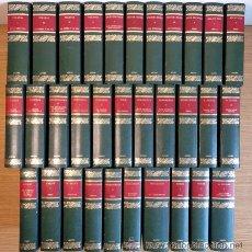 Libros de segunda mano: OBRA COMPLETA 32 VOLÚMENES - CLÁSICOS ASURI - VER DESCRIPCIÓN DE LA OBRA. Lote 49571973