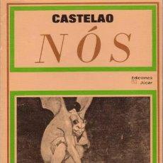 Libros de segunda mano: CASTELAO: NOS. Lote 49592494