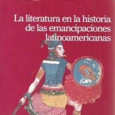 Libros de segunda mano: HERNÁN VIDAL. LA LITERATURA EN LA HISTORIA DE LAS EMANCIPACIONES LATINOAMERICANAS. RM69474. . Lote 49598953