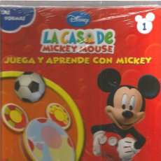 Libros de segunda mano: CASA DE MICKEY MOUSE 1. Lote 49610991