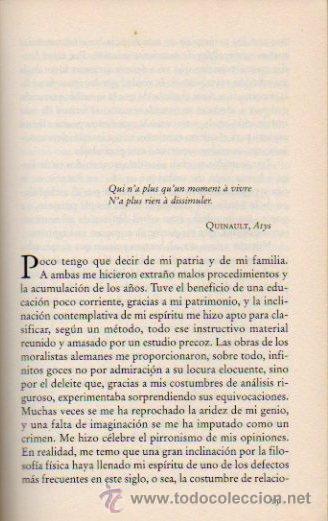 Libros de segunda mano: DENTRO Y FUERA. 12 CUENTOS DEL MAR - PRESENTADOS POR RODRIGO FRESÁN. FNAC. DEBOLSILLO, 2005 - Foto 3 - 49634684