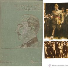 Libros de segunda mano: HISTORIA DEL FRANQUISMO - TOMO 1 . Lote 49636713