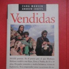 Libros de segunda mano: VENDIDAS (TAPA DURA). Lote 49669077