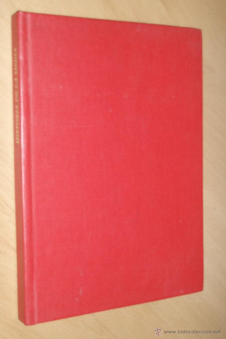 Libros de segunda mano: HISTORIA DE LA MEDIA. MARGARITA RIVIERE. HOGAR DEL LIBRO.1983. - Foto 2 - 49695611