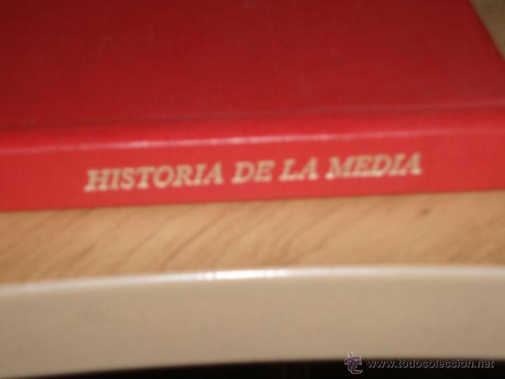 Libros de segunda mano: HISTORIA DE LA MEDIA. MARGARITA RIVIERE. HOGAR DEL LIBRO.1983. - Foto 3 - 49695611