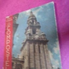 Libros de segunda mano: TIERRAS HISPANICAS . COMPOSTELA. Lote 49734377