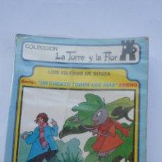 Libros de segunda mano: LIBRO Nº 641 - LAS HISTORIAS DE LA HORMIGA MAGDALENA - LUIS IGLESIAS DE SOUZA. Lote 49743949