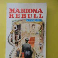 Libros de segunda mano: REBULL. IGNACIO AGUSTI. Lote 49783589