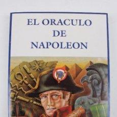 Libros de segunda mano: L-1754. EL ORACULO DE NAPOLEON. BONNIE PARKER. EDIT. SIRIO. MALAGA. 1989.. Lote 49839403