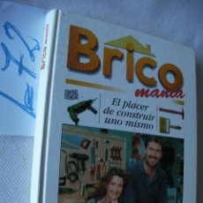 Libros de segunda mano: BRICOMANIA - GRAN VOLUMEN. Lote 49839408