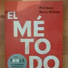 Libros de segunda mano: EL MÉTODO. LAS HERRAMIENTAS QUE ACTIVARÁN TU FUERZA INTERIOR PARA CAMBIAR TU VIDA (BARCELONA, 2012). Lote 49859843