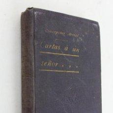 Libros de segunda mano: L- 1795. CARTAS A UN SEÑOR... CONCEPCION ARENAL.. Lote 49872362