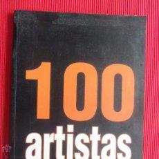 Libros de segunda mano: 100 ARTISTAS ALICANTINOS. Lote 49904056