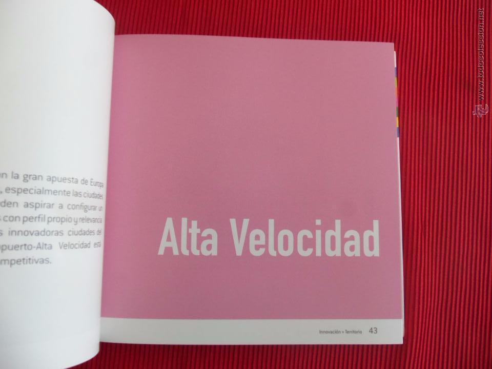 Libros de segunda mano: PROGRAMA INNOVACIÓN + TERRITORIO - PROVINCIA DE ALICANTE - Foto 2 - 164791766