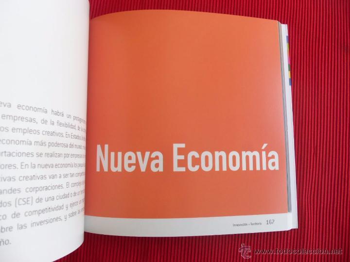 Libros de segunda mano: PROGRAMA INNOVACIÓN + TERRITORIO - PROVINCIA DE ALICANTE - Foto 3 - 164791766