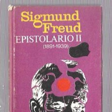 Libros de segunda mano: EPISTOLARIO II (1891-1939). SIGMUND FREUD. PLAZA & JANES, S.A. 1970. Lote 49938661