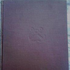 Libros de segunda mano: LIBRO MÁQUINAS MARINAS LIBRO 5: MÁQUINAS AUXILIARES AÑO 1952. Lote 49945969