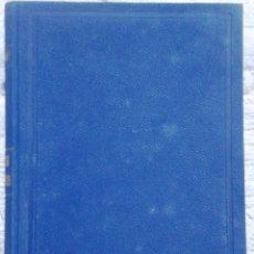 Libros de segunda mano: LIBRO ARGENTINO GEOMETRÍA DESCRIPTIVA 2º CURSO AÑO 1938. Lote 49946173