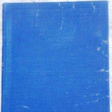 Libros de segunda mano: LIBRO TEORÍA DE LA LUBRICACIÓN. Lote 49946189