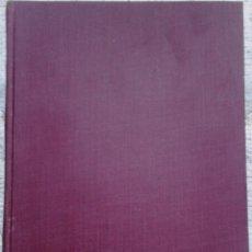 Libros de segunda mano: LIBRO TURBINAS DE VAPOR PARTE 2 AÑO 1952. Lote 49946368